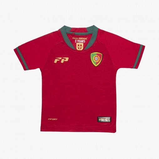 Força Portugal Game Shirt Baby