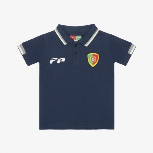 Força Portugal Classic Polo Baby