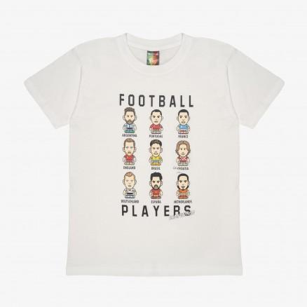 T-Shirt Força Portugal Teams  JR
