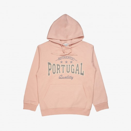Força Portugal Authentic Hoodie JR (Girl)