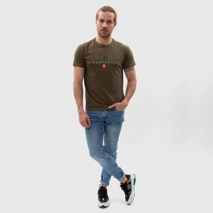 T-shirt Força Portugal Player Line