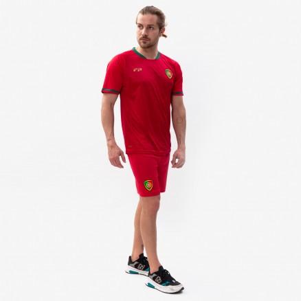 Calção Futebol Força Portugal