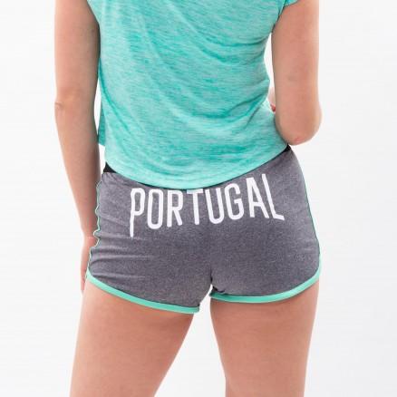 Força Portugal Folklore Shorts