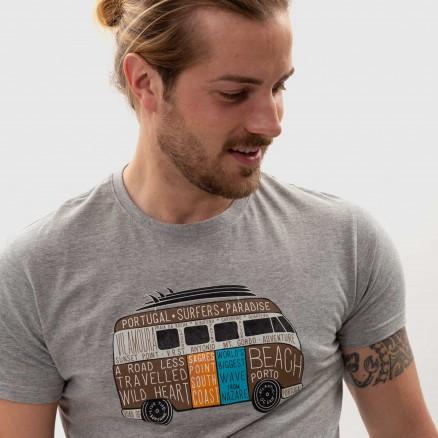 T-Shirt Força Portugal Van