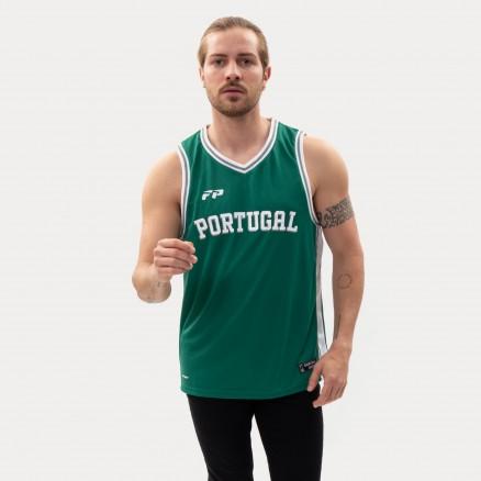 Força Portugal Basketball Jersey