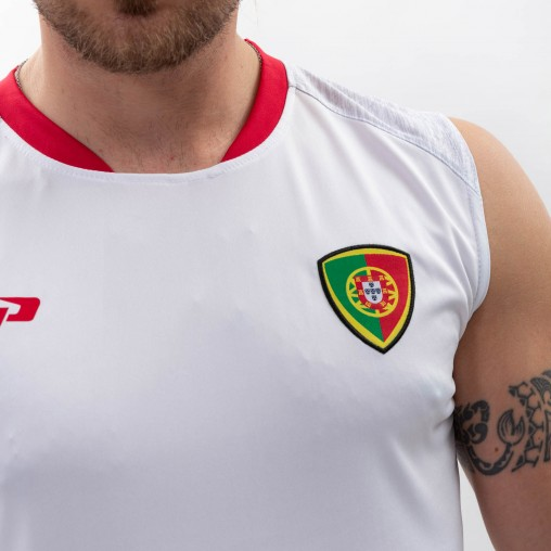 Maillot Sans Manches Força Portugal Game
