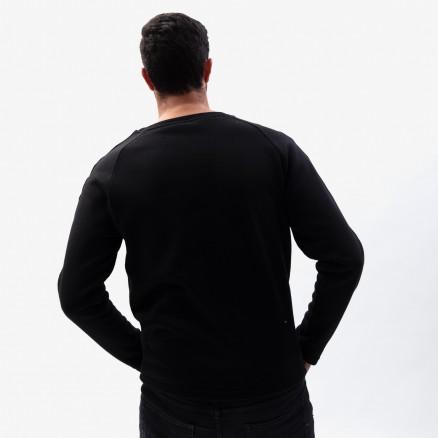 Sweatshirt gola redonda Força Portugal Tape