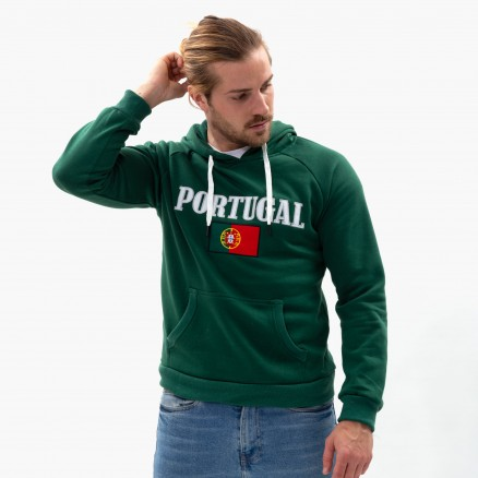 Sweatshirt Força Portugal Flag
