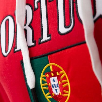 Força Portugal Flag Hoodie
