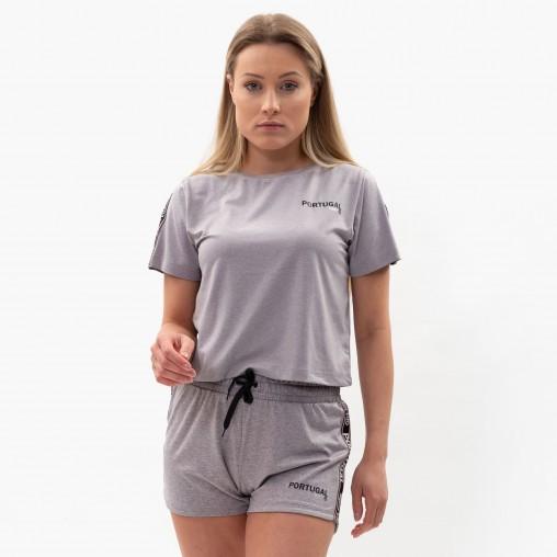 Força Portugal Fitness Tape T-Shirt