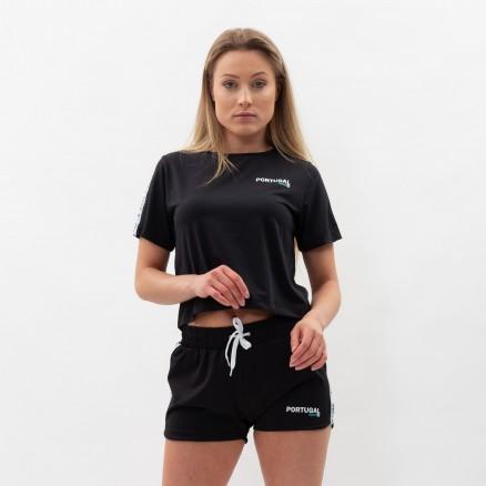 T-Shirt Força Portugal Fitness Tape