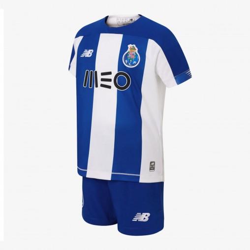 Kit  FC Porto JR 2019/20 - Domicile