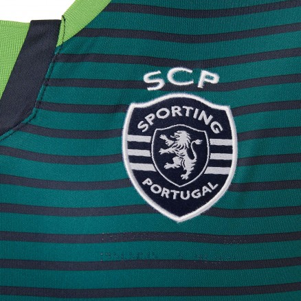 Camisola Sporting CP JR 2019/20 - Alternativa