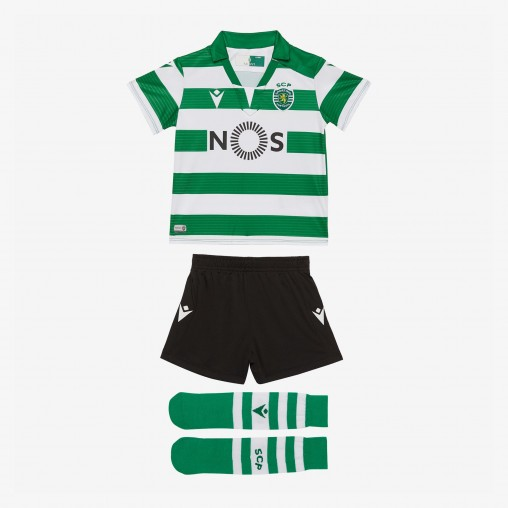 Sporting CP 2019/20 Kids Mini Kit  - Home