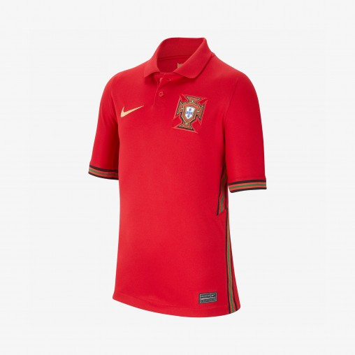 Portugal FPF 2020 Jersey JR - Home