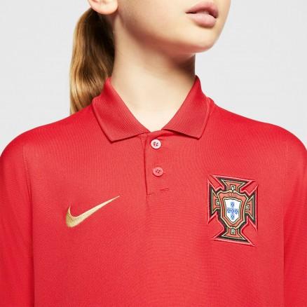 Camisola Portugal FPF JR 2020 - Principal