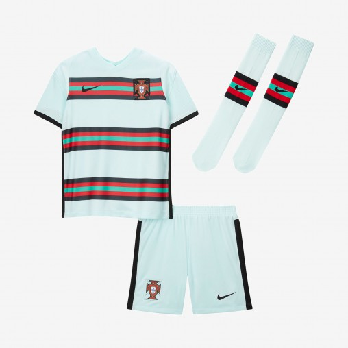 Portugal FPF 2020 Kit JR - Away