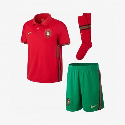 Kit Portugal FPF JR 2020 - Principal