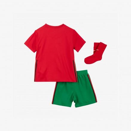 Kit Portugal FPF Infant 2020 - Domicile