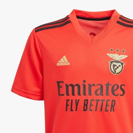 Maillot  SL Benfica JR 2020/21 - Domicile