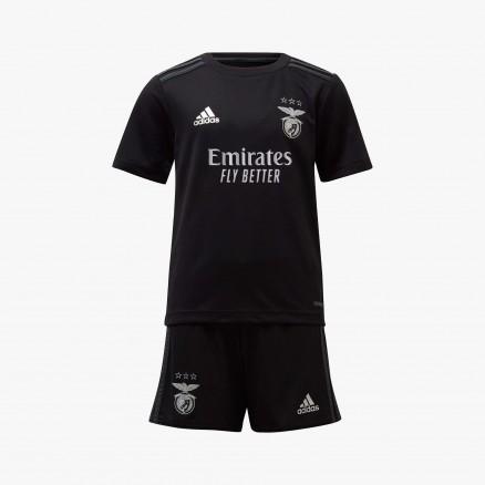 Kit SL Benfica JR 2020/21 - Extérieur