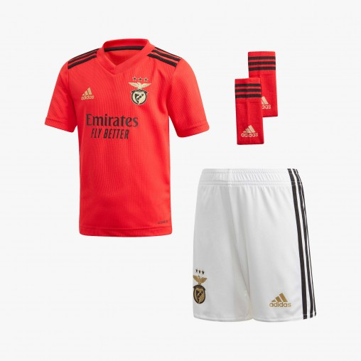 SL Benfica 2020/21 Youth Kit - Home