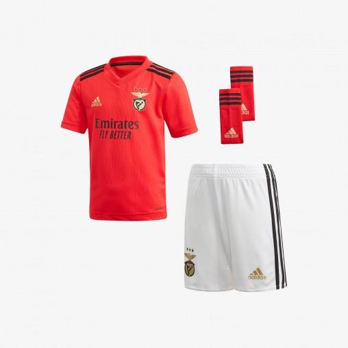 Kit SL Benfica Infants 2020/21 - Domicile