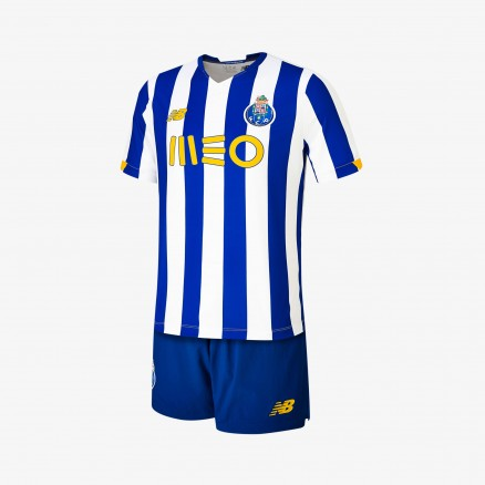Kit FC Porto JR 2020/21 - Principal