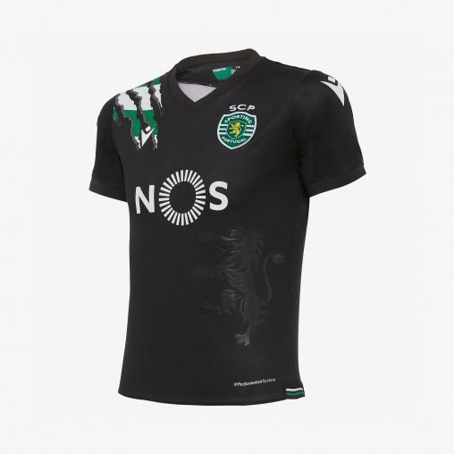 Camisola Sporting CP JR 2020/21 - Alternativa