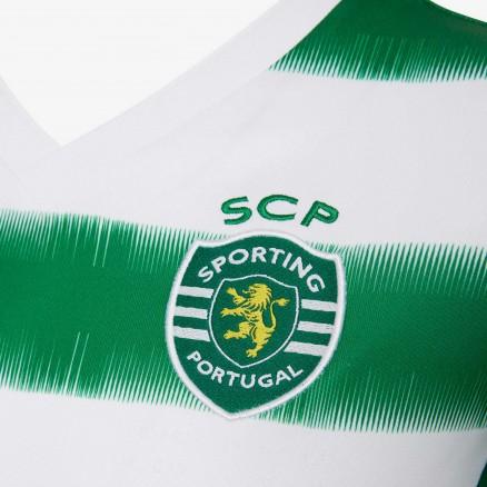 Maillot  Sporting CP JR 2020/21 - Domicile