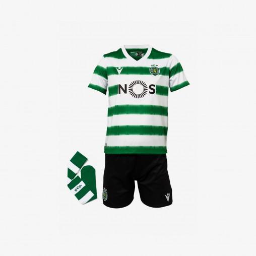 Sporting CP 2020/21 Kids Mini Kit  - Home