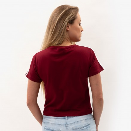 FPF Portugal Croped T-Shirt