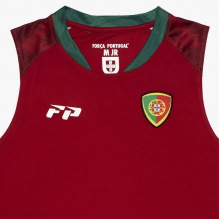 Força Portugal Pre-Match Tank JR