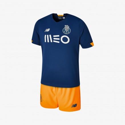 Kit FC Porto JR 2020/21 - Alternativo