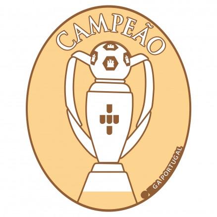 Insigne de Champion National - Liga Portugal