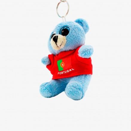 Força Portugal Bear Keychain