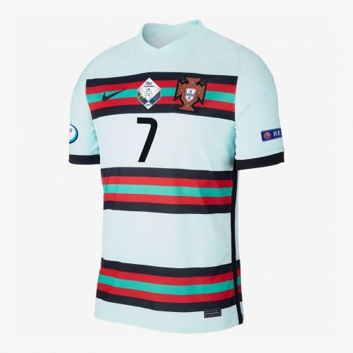 Maillot  Portugal Ronaldo EURO 2020 - Extérieur