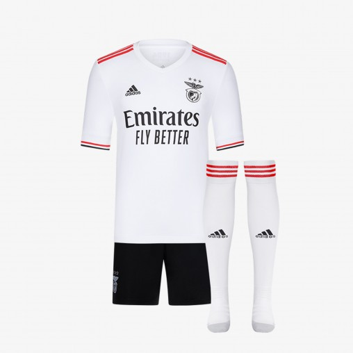 SL Benfica 2021/22 Youth Kit - Away