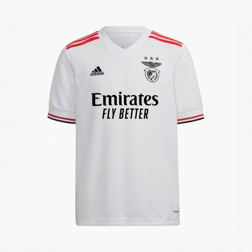 SL Benfica Jersey JR 2021/22 - Away