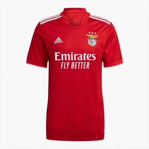 SL Benfica Jersey 2021/22 - Home