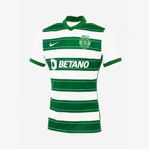 Sporting CP 2021/22 Jersey JR  - Home