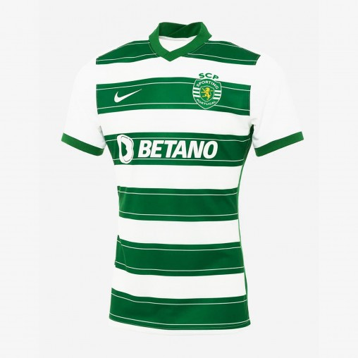 Sporting CP 2021/22 Jersey  - Home