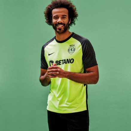 Maillot  Sporting CP 2021/22 - Exterieur