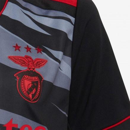 Maillot  SL Benfica JR 2021/22 - Third