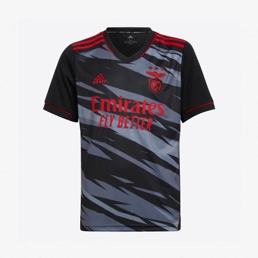 SL Benfica Jersey JR 2021/22 - Third