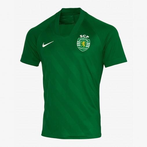 Sporting CP 2021/22 Jersey  - Pre-match