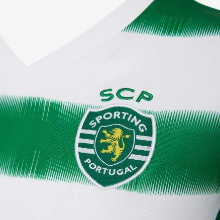 Sporting CP 2020/21 Jersey JR  - Champion