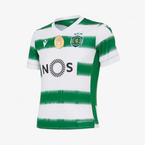 Camisola Sporting CP JR 2020/21 - Campeão